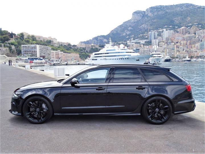 Audi RS6 AVANT QUATTRO 560 CV Noir Metal - 4