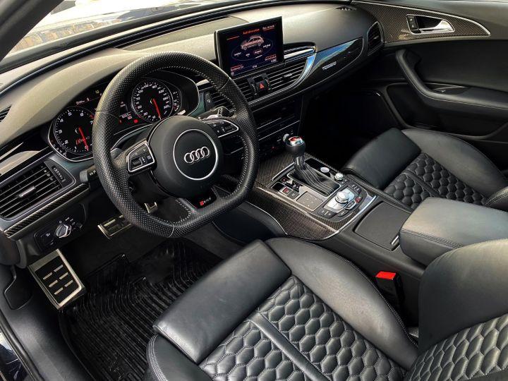 Audi RS6 AVANT QUATTRO 560 CV Noir Metal - 6