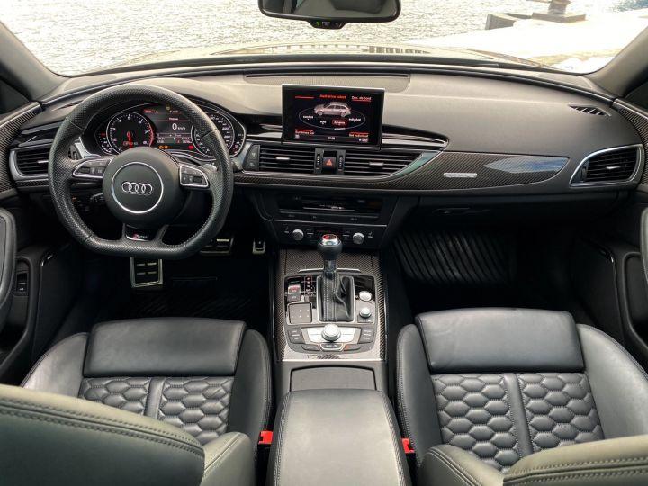 Audi RS6 AVANT QUATTRO 560 CV Noir Metal - 10