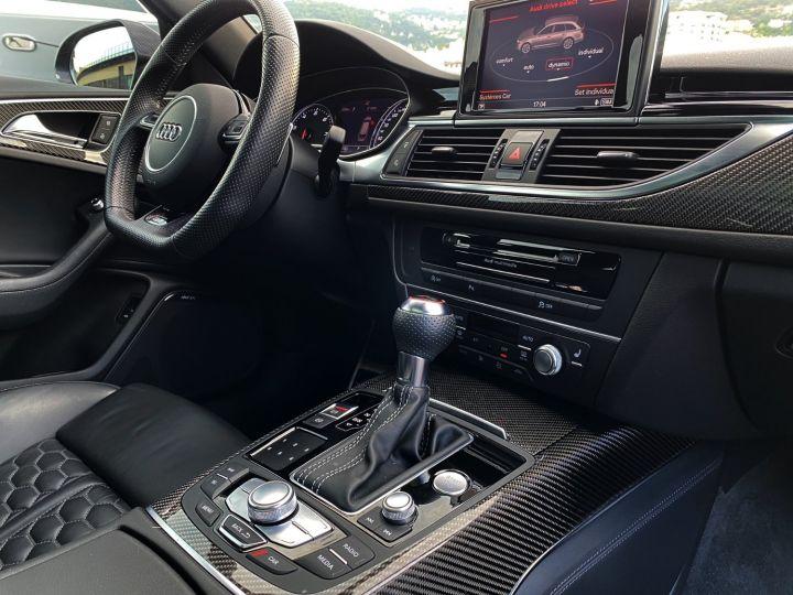 Audi RS6 AVANT QUATTRO 560 CV Noir Metal - 11