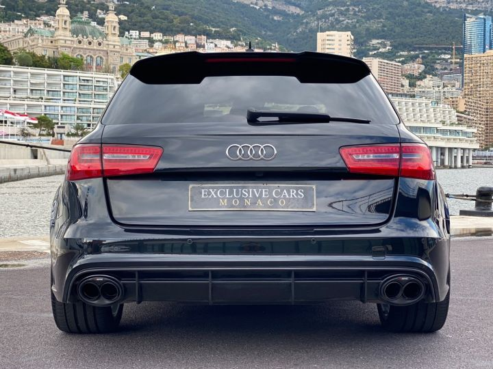 Audi RS6 AVANT QUATTRO 560 CV Noir Metal - 19
