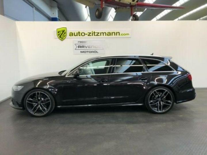 Audi RS6 Avant V8 4.0 TFSI 560 Quattro Tiptronic 8 / Garantie 12 mois Noir métallisée  - 5