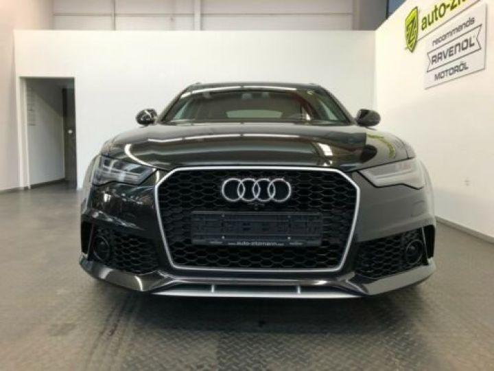 Audi RS6 Avant V8 4.0 TFSI 560 Quattro Tiptronic 8 / Garantie 12 mois Noir métallisée  - 6