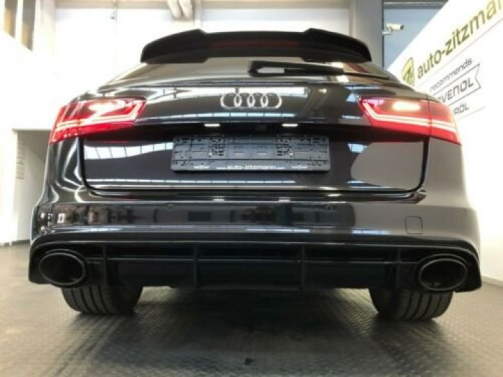 Audi RS6 Avant V8 4.0 TFSI 560 Quattro Tiptronic 8 / Garantie 12 mois Noir métallisée  - 7