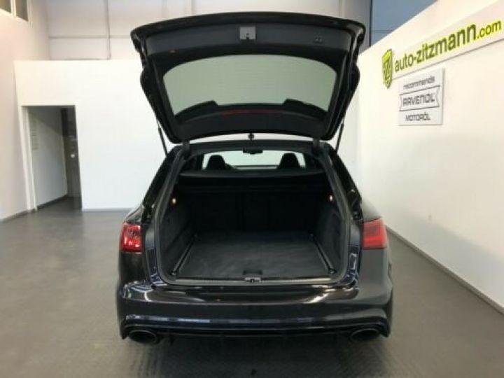 Audi RS6 Avant V8 4.0 TFSI 560 Quattro Tiptronic 8 / Garantie 12 mois Noir métallisée  - 8