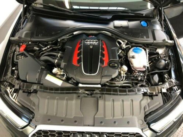 Audi RS6 Avant V8 4.0 TFSI 560 Quattro Tiptronic 8 / Garantie 12 mois Noir métallisée  - 15