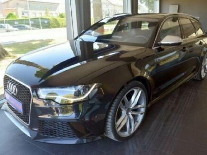 Audi RS6 Dynamic Paket Noir Phantomschwarz - 1
