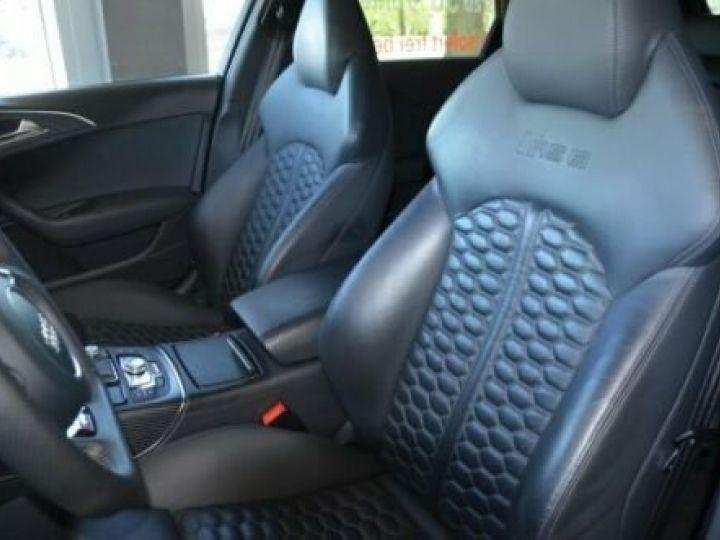 Audi RS6 Dynamic Paket Noir Phantomschwarz - 5