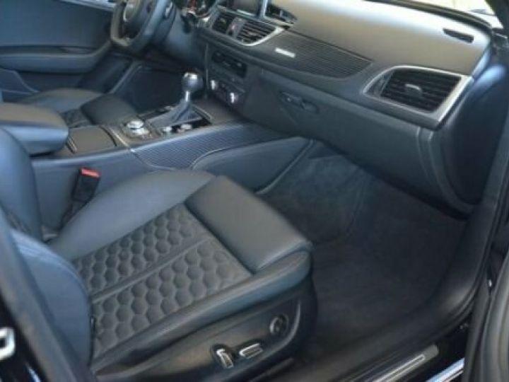 Audi RS6 Dynamic Paket Noir Phantomschwarz - 6