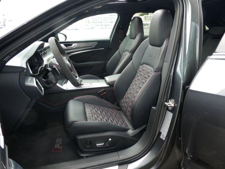 Audi RS6 IV 4.0 TFSI 600 QUATTRO TIPTRONIC 8 Gris Daytona Vendu - 15