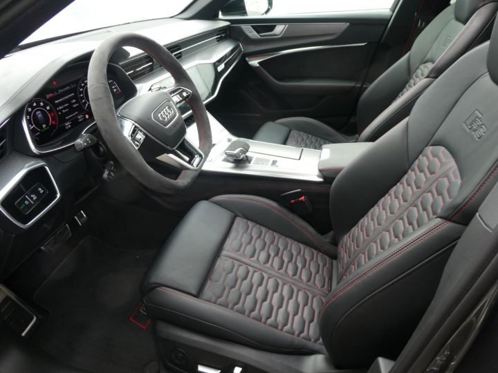 Audi RS6 IV 4.0 TFSI 600 QUATTRO TIPTRONIC 8 Gris Daytona Vendu - 18