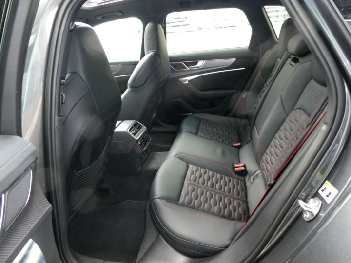 Audi RS6 IV 4.0 TFSI 600 QUATTRO TIPTRONIC 8 Gris Daytona Vendu - 20