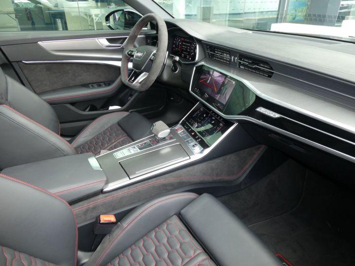 Audi RS6 IV 4.0 TFSI 600 QUATTRO TIPTRONIC 8 Gris Daytona Vendu - 19