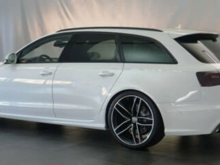 Audi RS6 Pack Carbon Blanc Ibisweiß - 5