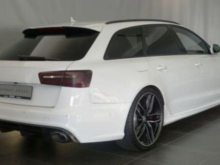Audi RS6 Pack Carbon Blanc Ibisweiß - 6