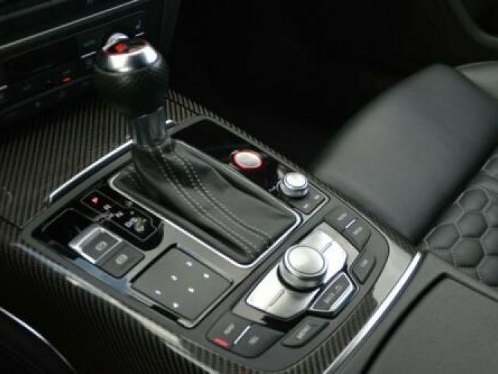 Audi RS6 Pack Dynamic Carbon Bleu Island Métallic  - 15