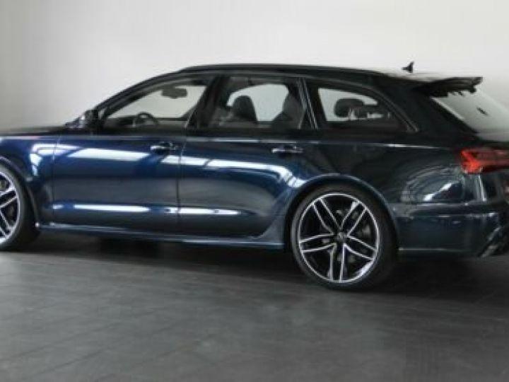 Audi RS6 Pack Dynamic Carbon Bleu Island Métallic  - 16