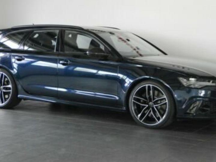Audi RS6 Pack Dynamic Carbon Bleu Island Métallic  - 17