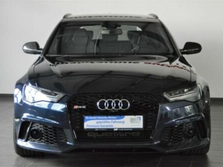 Audi RS6 Pack Dynamic Carbon Bleu Island Métallic  - 2