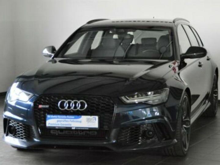 Audi RS6 Pack Dynamic Carbon Bleu Island Métallic  - 3