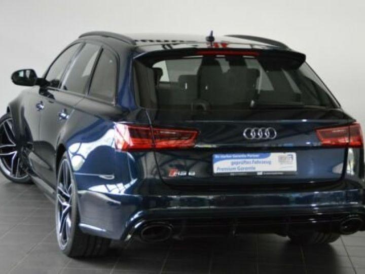 Audi RS6 Pack Dynamic Carbon Bleu Island Métallic  - 4