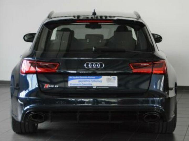 Audi RS6 Pack Dynamic Carbon Bleu Island Métallic  - 5