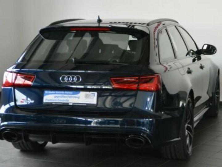Audi RS6 Pack Dynamic Carbon Bleu Island Métallic  - 6