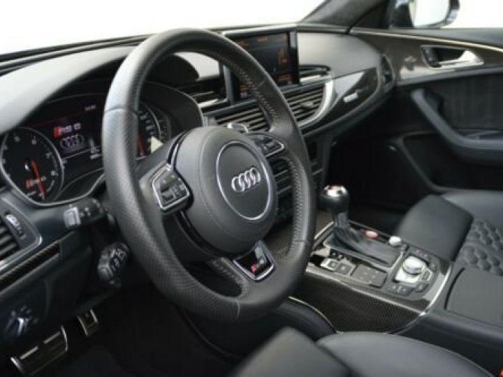 Audi RS6 Pack Dynamic Carbon Bleu Island Métallic  - 7