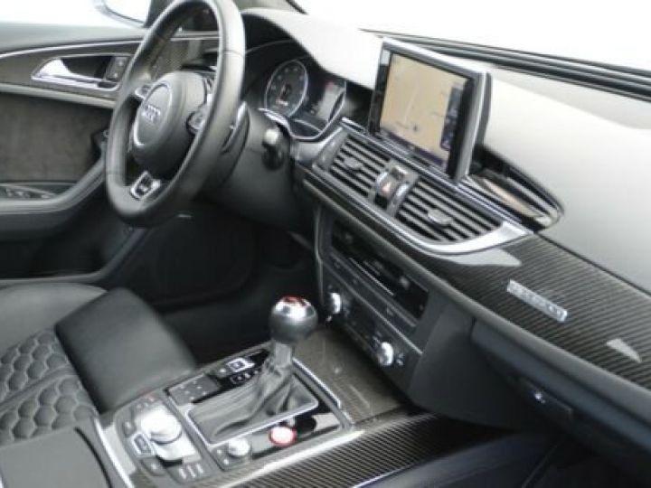 Audi RS6 Pack Dynamic Carbon Bleu Island Métallic  - 8