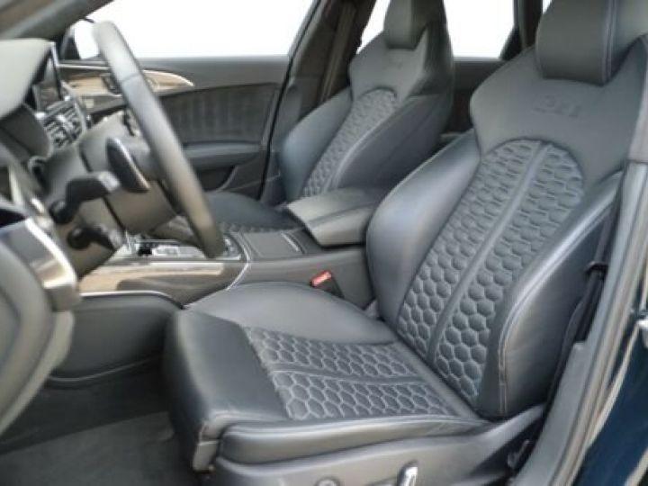Audi RS6 Pack Dynamic Carbon Bleu Island Métallic  - 9