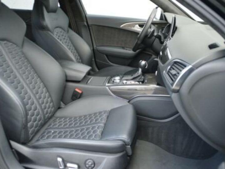 Audi RS6 Pack Dynamic Carbon Bleu Island Métallic  - 10