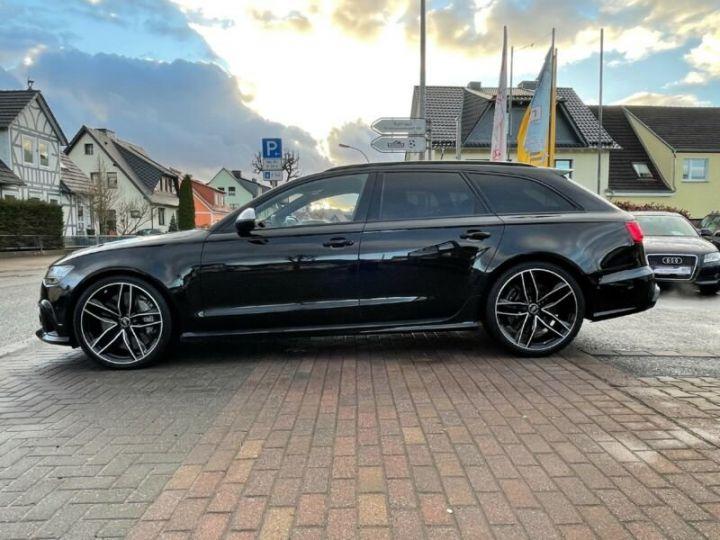 Audi RS6 RS6 Avant V8 4.0TFSI 560ch Quattro TipTronic 8 Noir - 5