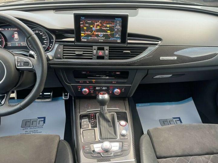 Audi RS6 RS6 Avant V8 4.0TFSI 560ch Quattro TipTronic 8 Noir - 9
