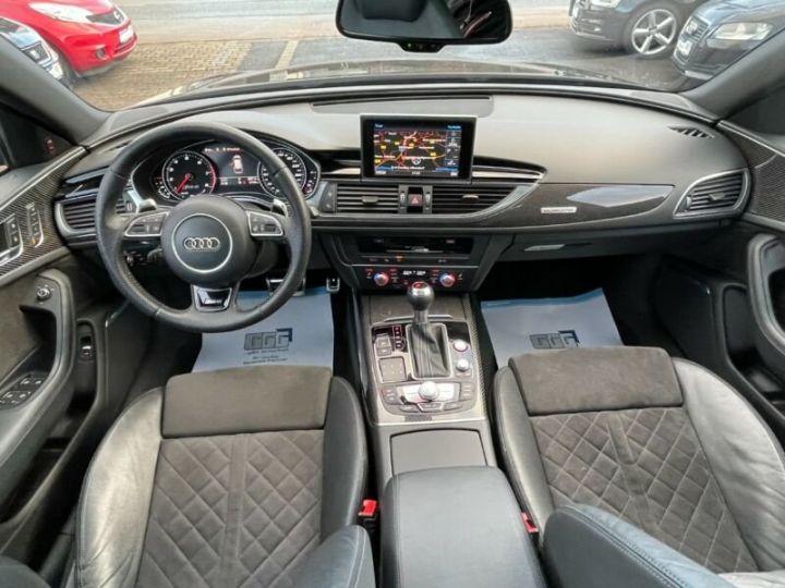 Audi RS6 RS6 Avant V8 4.0TFSI 560ch Quattro TipTronic 8 Noir - 11