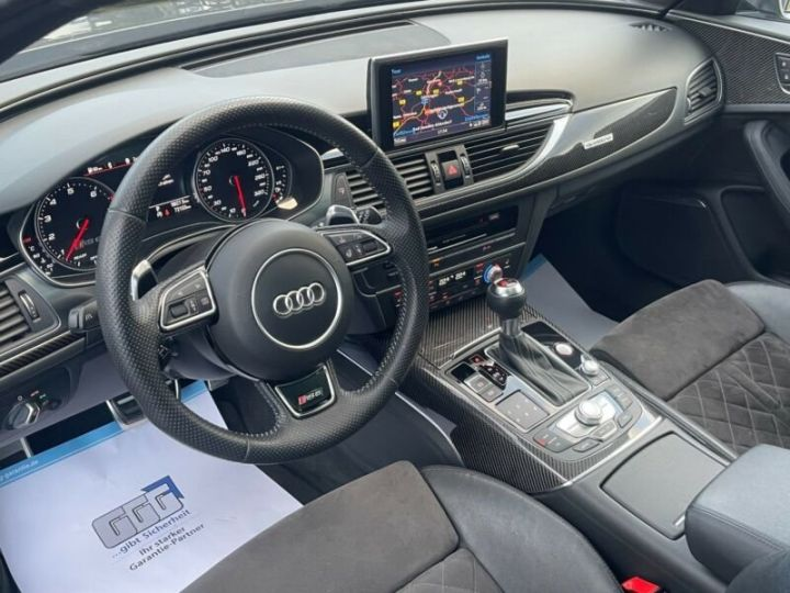 Audi RS6 RS6 Avant V8 4.0TFSI 560ch Quattro TipTronic 8 Noir - 12