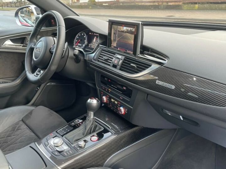 Audi RS6 RS6 Avant V8 4.0TFSI 560ch Quattro TipTronic 8 Noir - 14