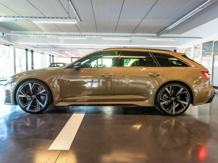 Audi RS6 SLINE vert tactique - 3