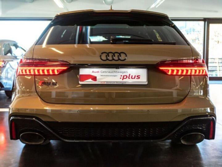 Audi RS6 SLINE vert tactique - 5