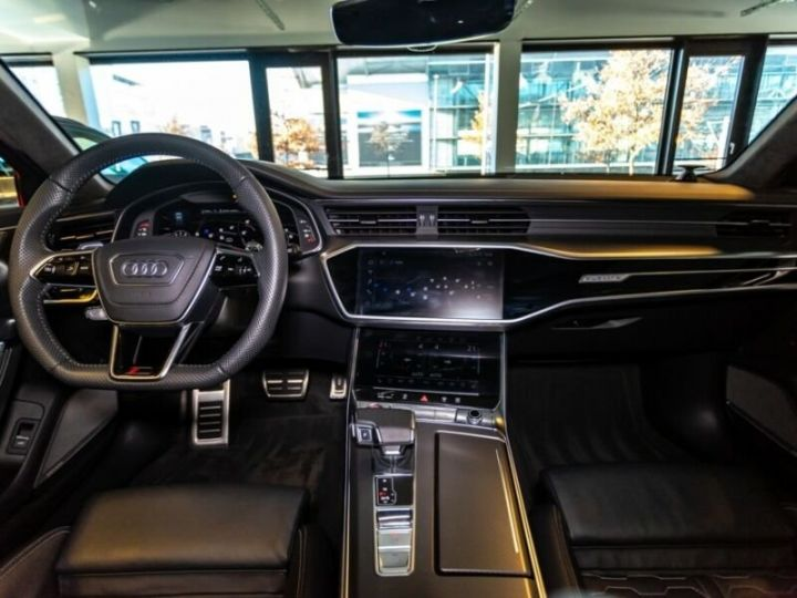 Audi RS6 SLINE vert tactique - 9
