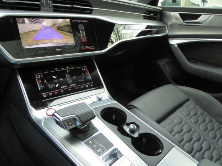 Audi RS6 SLINE cuir noir  - 13