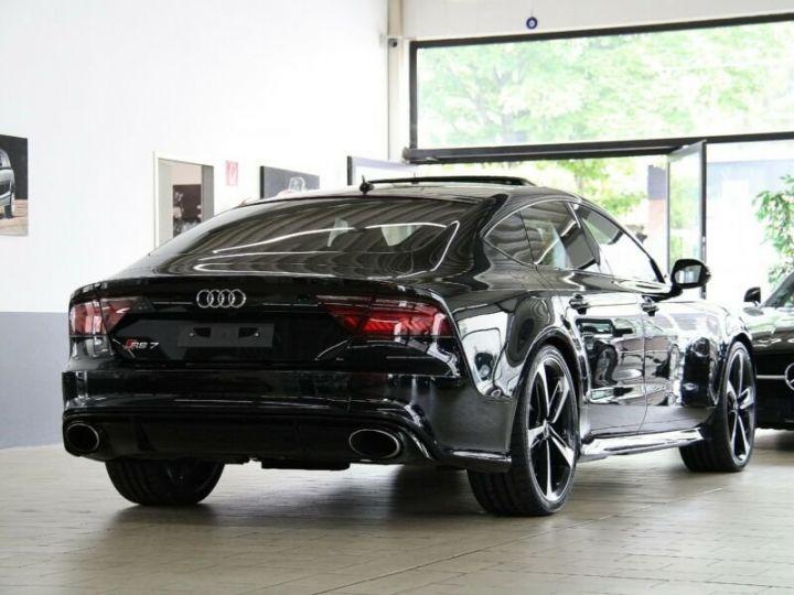Audi RS7 Noir métallisée  - 2