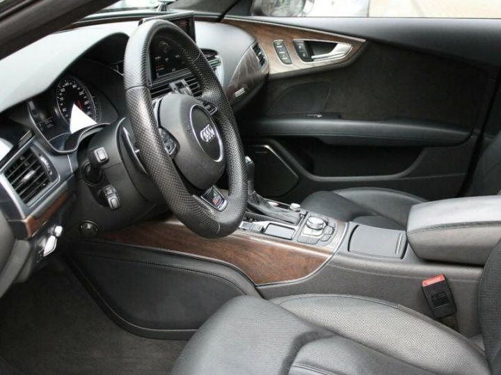 Audi RS7 Noir métallisée  - 6