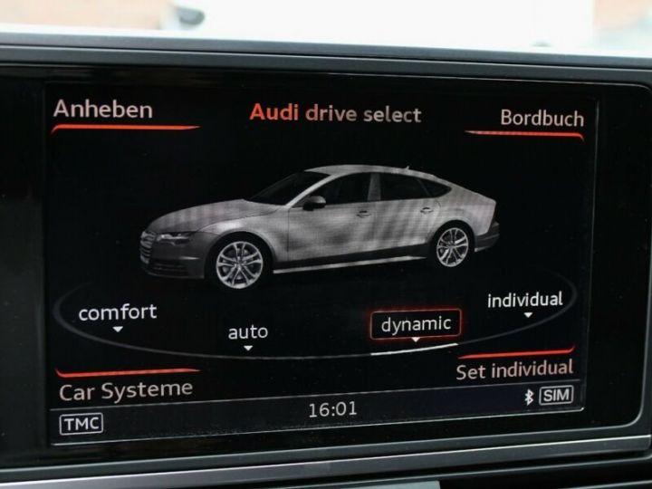 Audi RS7 Noir métallisée  - 11