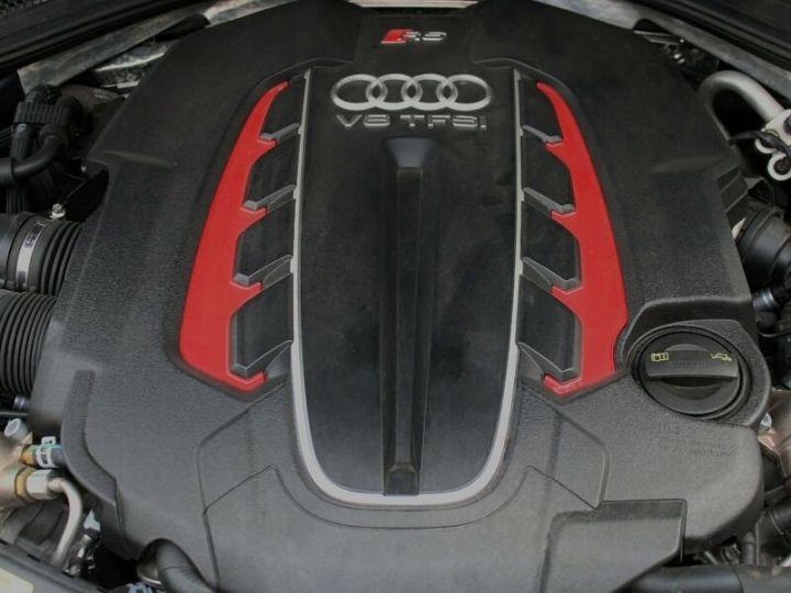 Audi RS7 Noir métallisée  - 17