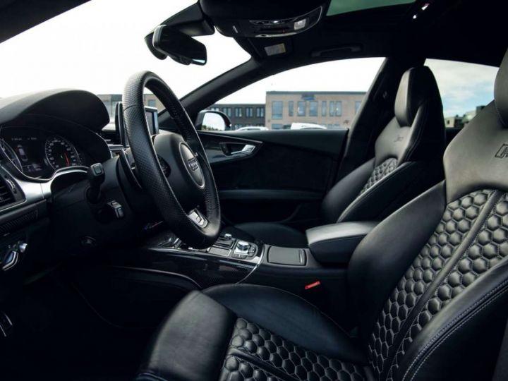 Audi RS7 Performance # Inclus CG, Malus écolo et Livraison à domicile # Rouge  - 4