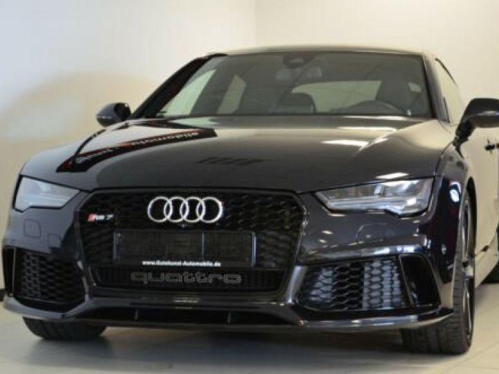 Audi RS7 Performance / Siège RS / Carbon / Haut - Parleur B&O Noir métallisée  - 1