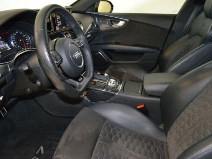 Audi RS7 Performance / Siège RS / Carbon / Haut - Parleur B&O Noir métallisée  - 7