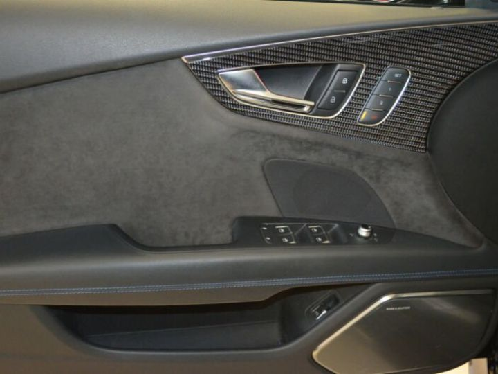 Audi RS7 Performance / Siège RS / Carbon / Haut - Parleur B&O Noir métallisée  - 9