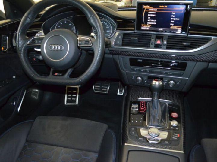 Audi RS7 Performance / Siège RS / Carbon / Haut - Parleur B&O Noir métallisée  - 10