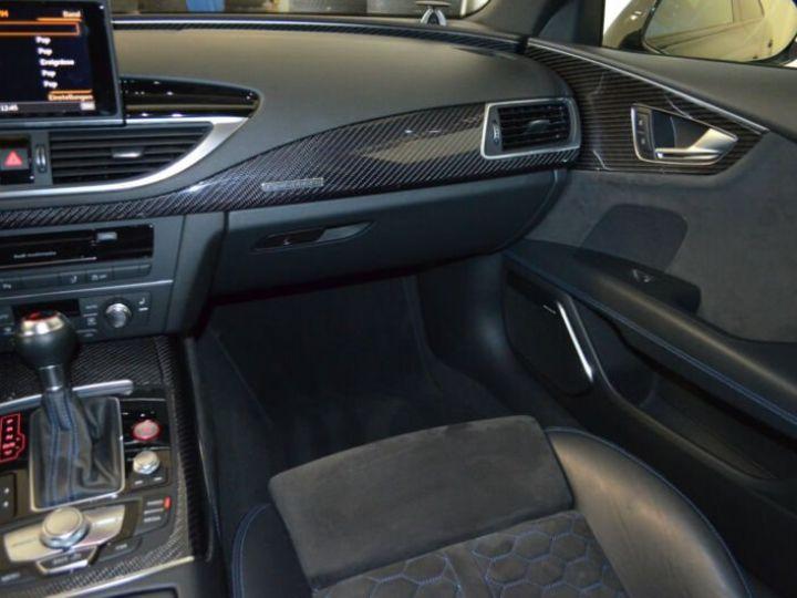 Audi RS7 Performance / Siège RS / Carbon / Haut - Parleur B&O Noir métallisée  - 11